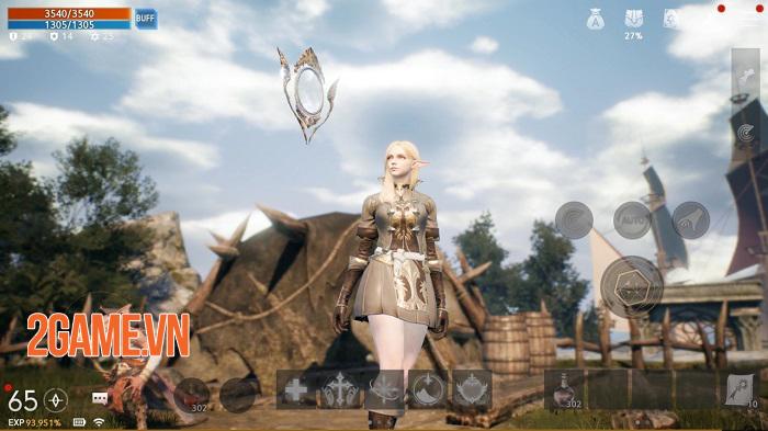 Lineage 2M - Bom tấn game nhập vai chất lượng Hàn Quốc công bố ngày ra mắt 0