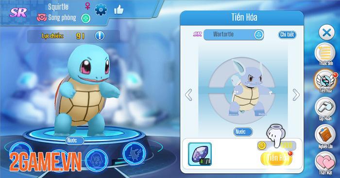 Poke Origin mở ra một thế giới Pokemon quen thuộc và kỳ thú 5