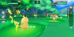 Poke Origin mở ra một thế giới Pokemon quen thuộc và kỳ thú