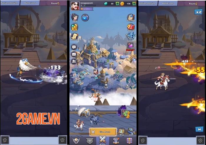 Top 10 game mobile mang lối chơi rảnh tay chiến thuật cực hay! 5