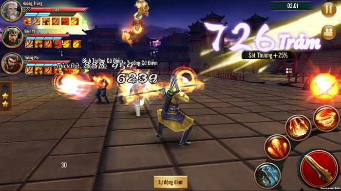 Đỉnh Phong Tam Quốc xứng đáng với vị trí game nổi bật do Google Play bình chọn 2