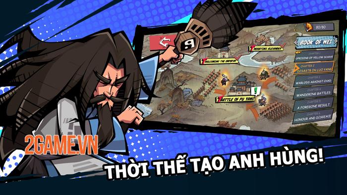 Tactical Three Kingdoms - Game chiến thuật đề tài Tam Quốc với phong cách độc đáo 2