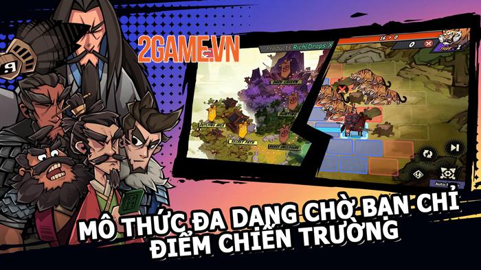 Tactical Three Kingdoms - Game chiến thuật đề tài Tam Quốc với phong cách độc đáo 0