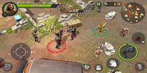 Days After – Game mobile sinh tồn tương tự trò chơi Last Day on Earth