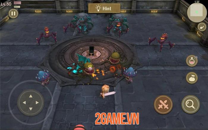 Dungeon and Dragon: Escape - Game hành động nhập vai kết hợp giải đố thú vị 3