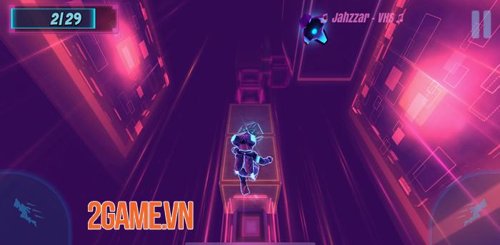 Synthwave Run - Game chạy vượt chướng ngại vật trên nền nhạc Synthwave độc lạ 3
