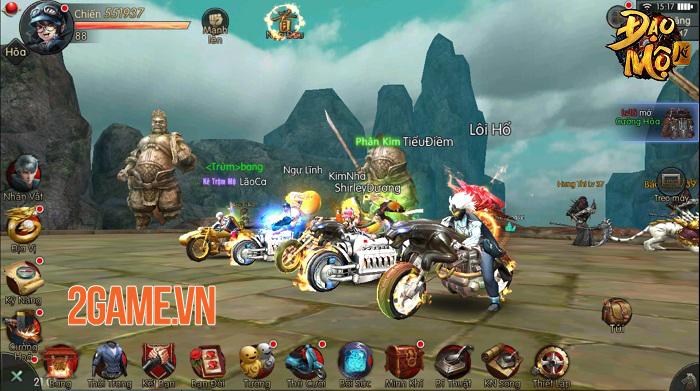 Đạo Mộ Ký Mobile là game phiêu lưu khảo cổ đầu tiên của làng game Việt 0