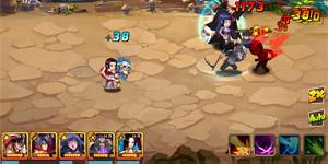 Fan Naruto, One Piece vui sướng khi thấy Nhẫn Giả Haki Mobile công bố ngày ra game