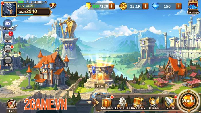 Might & Magic Heroes: Era of Chaos đem tới những trải nghiệm mới hơn hẳn bản gốc 0