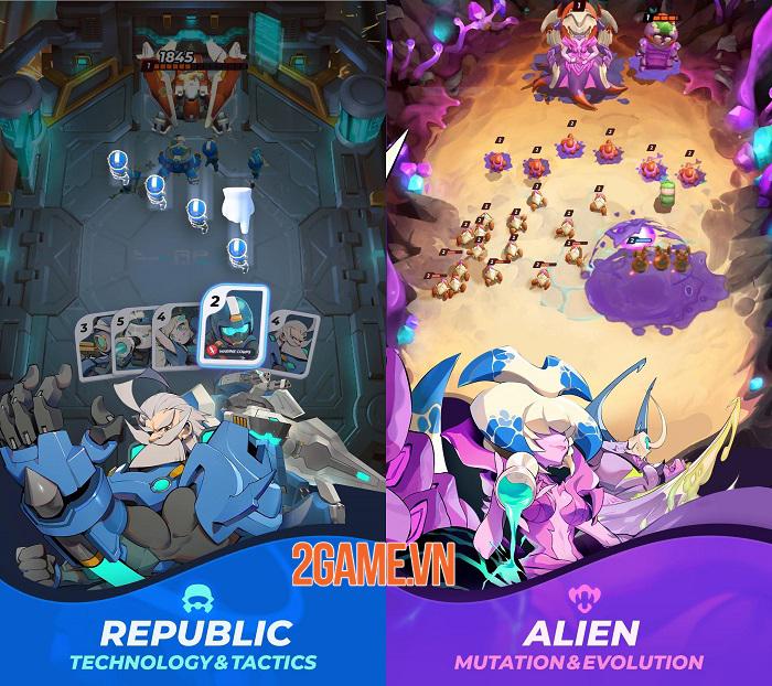 Soul of Eden - Game mobile kết hợp hoàn hảo cùng lúc nhiều thể loại đặc sắc 1