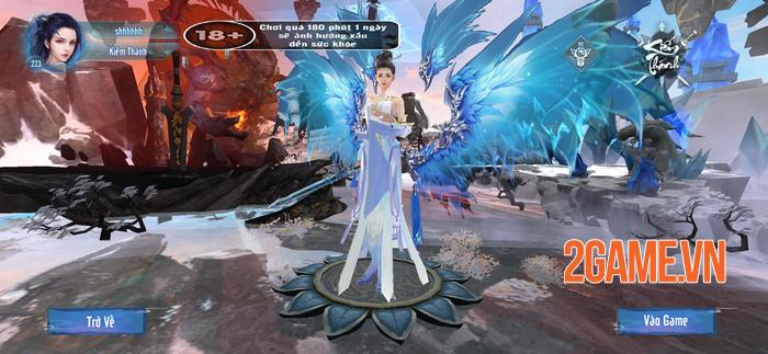 Kiếm Tiên 3D Mobile - Game PK cướp boss giựt đồ cập bến Việt Nam 1