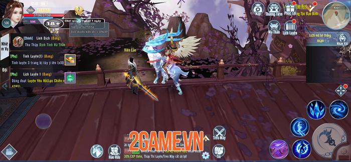 Kiếm Tiên 3D Mobile - Game PK cướp boss giựt đồ cập bến Việt Nam 3