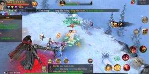 Game Tuyệt Thế Võ Lâm cũng sở hữu chiến trường Chính – Tà vô cùng hấp dẫn