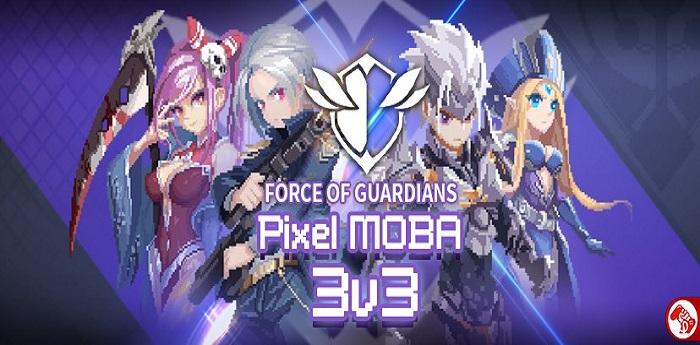 Force of Guardians chính thức ra mắt bản SEA, hỗ trợ ngôn ngữ tiếng Anh 0