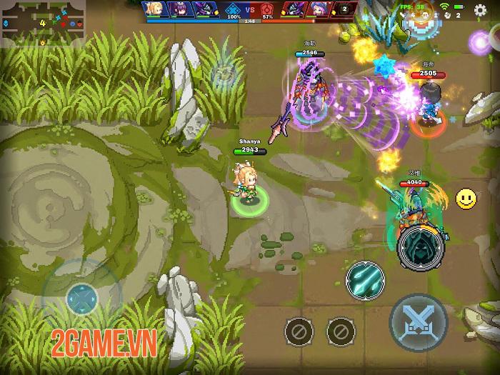 Phiên bản SEA của game mobile Force of Guardians sẽ hỗ trợ cả tiếng Việt 3