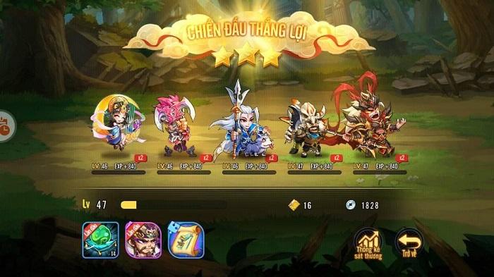 Độ Tam Quốc Mobile khai mở giải đấu Đua Top Đỉnh Cao 3
