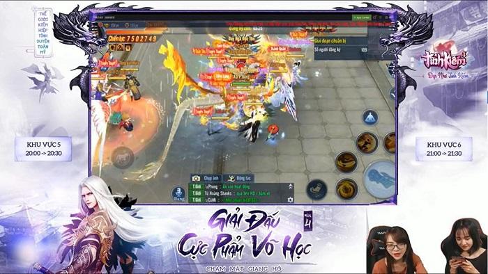 Vượt mặt loạt cao thủ Tình Kiếm 3D, Haiquan lên ngôi vương Cực Phẩm Võ Học mùa 4 2