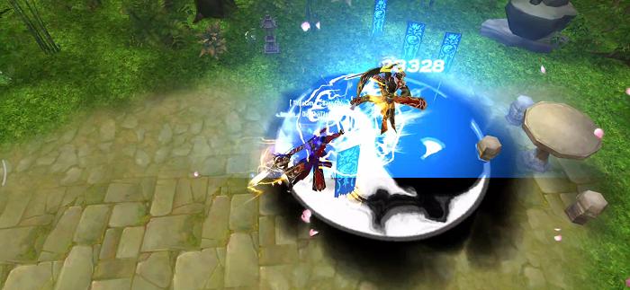Game Thái Cực 3D không hổ với danh Tuyệt đỉnh Võ học có một không hai 2