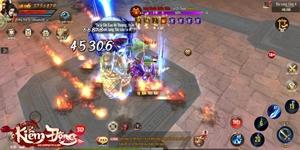 Tặng 1000 giftcode game Kiếm Động 3D