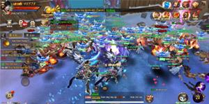 Kiếm Động 3D Mobile thu hút đông đảo game thủ nhờ lối chơi phóng khoáng