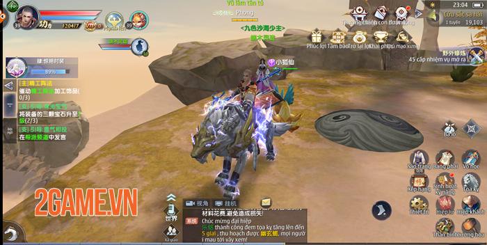 Thái Cực 3D là tựa game nhập vai đáng chơi nhất với hàng loạt tính năng độc đáo 3