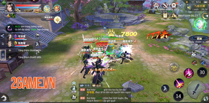 Thái Cực 3D là tựa game nhập vai đáng chơi nhất với hàng loạt tính năng độc đáo 4