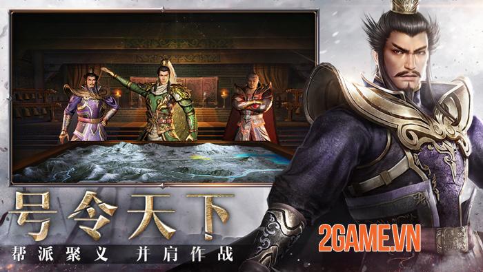 Shin Dynasty Warriors lấy cảm hứng từ Dynasty Warriors 8 với cải tiến về đồ hoạ 3