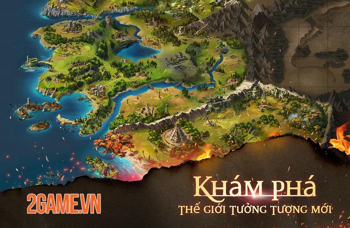 Game nhập vai chiến thuật hoàn hảo Chaos Lord hỗ trợ ngôn ngữ tiếng Việt 0