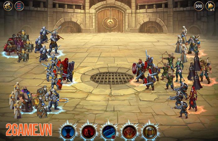 Game nhập vai chiến thuật hoàn hảo Chaos Lord hỗ trợ ngôn ngữ tiếng Việt 1