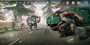 Dark Days: Zombie Survival có lối chơi như Last Day on Earth nhưng đồ hoạ 3D mới lạ