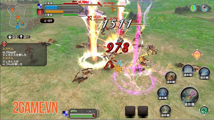 Game MMORPG Fantasy Earth Genesis rục rịch ra mắt bản tiếng Anh toàn cầu 1