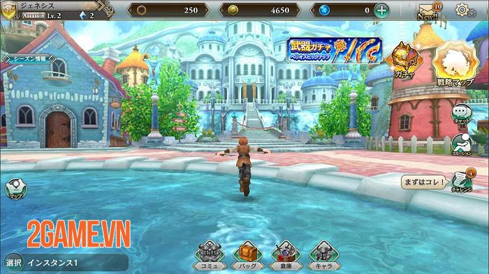 Game MMORPG Fantasy Earth Genesis rục rịch ra mắt bản tiếng Anh toàn cầu 0
