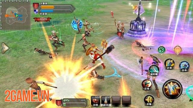 Game MMORPG Fantasy Earth Genesis rục rịch ra mắt bản tiếng Anh toàn cầu 2
