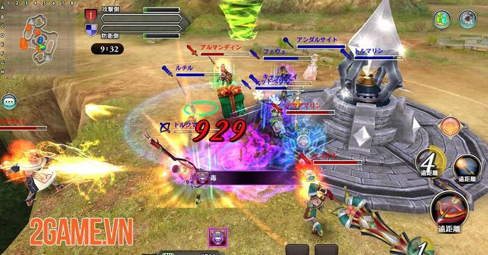 Game MMORPG Fantasy Earth Genesis rục rịch ra mắt bản tiếng Anh toàn cầu 3