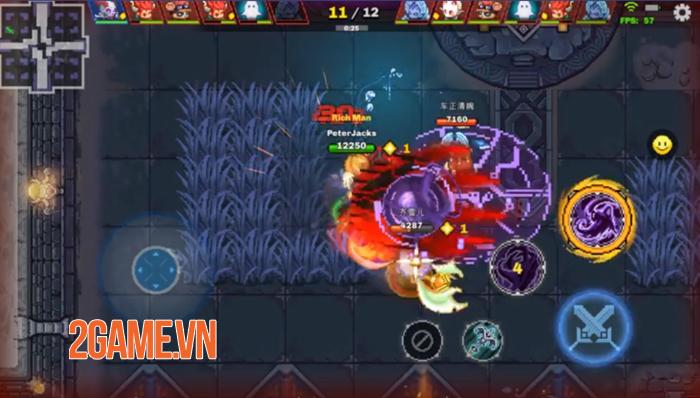 Phiên bản SEA của game mobile Force of Guardians sẽ hỗ trợ cả tiếng Việt 0