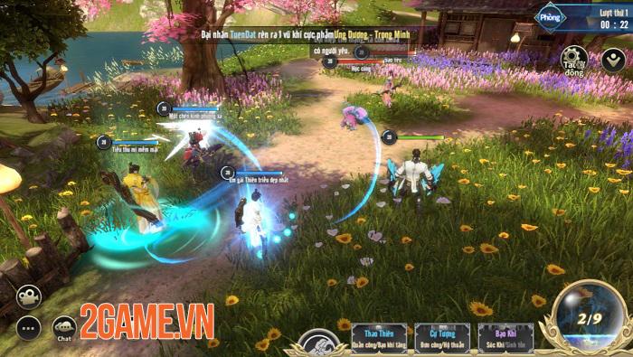 Cơ chế chiến đấu mới lạ của Tần Mỹ Nhân Gamota khiến game thủ đau đầu nghiên cứu 5