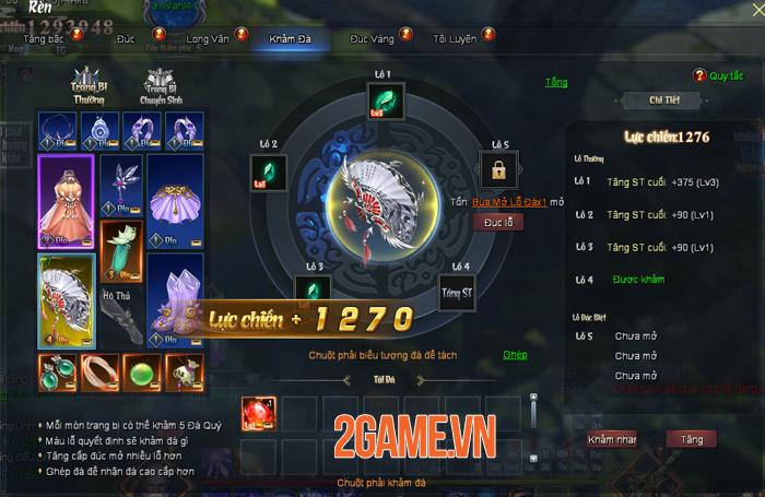 Kiếm Vũ Giang Hồ 3D đưa những giá trị trải nghiệm game PC trở về! 5