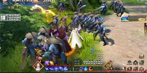 Kiếm Vũ Giang Hồ 3D đưa những giá trị trải nghiệm game PC trở về!