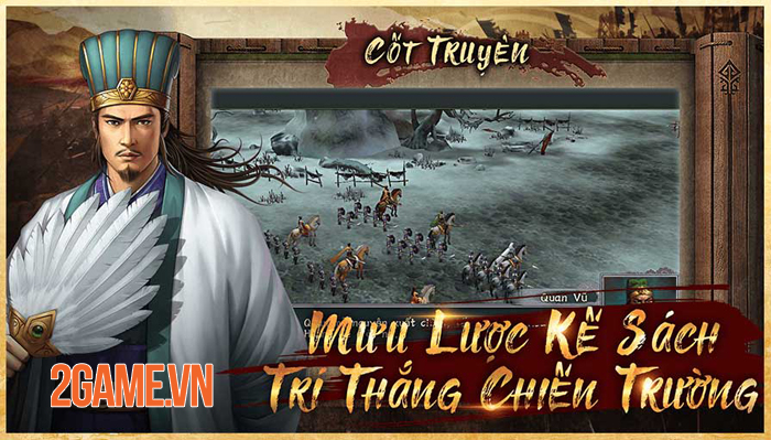 Game chiến thuật Tân Tam Quốc Chí Mobile cập bến Việt Nam 4