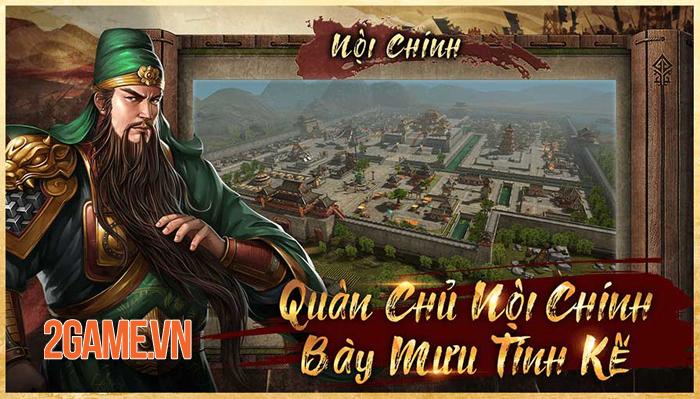 Game chiến thuật Tân Tam Quốc Chí Mobile cập bến Việt Nam 1