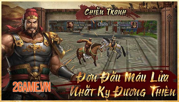 Game chiến thuật Tân Tam Quốc Chí Mobile cập bến Việt Nam 3