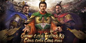 Game chiến thuật Tân Tam Quốc Chí Mobile cập bến Việt Nam