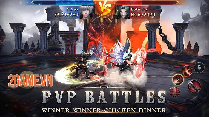 Realm of Chaos: Battle Angels - Game nhập vai bối cảnh châu Âu với đồ hoạ 3D sống động 2