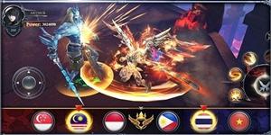 Rage of Gods – Game nhập vai cho phép nhân vật kết hợp biến hình với các vị thần