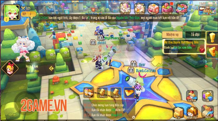 Tales of Edeland - Game nhập vai đấu tướng kute ra mắt game thủ Việt 1