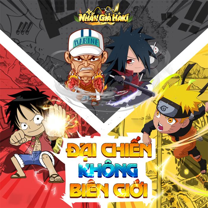 Nhẫn Giả Haki Mobile chính là tâm huyết của những người làm game Việt yêu thích Manga 0