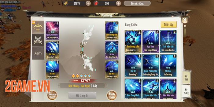 Cơ chế chiến đấu mới lạ của Tần Mỹ Nhân Gamota khiến game thủ đau đầu nghiên cứu 2