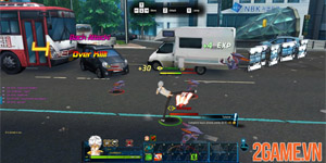 Chơi thử game Closers Online trước thềm ra mắt tại Việt Nam