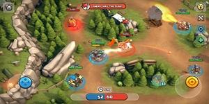 Game mobile hành động lai MOBA Pico Tanks mở đăng kí sớm hạn chế khu vực