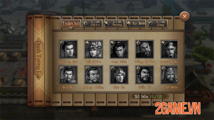 Tân Tam Quốc Chí Mobile cho tất cả người chơi trong cùng server tham chiến tại một Map lớn 8
